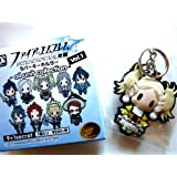 VERY RARE! FIRE EMBLEM Rubber Strap Collection Lissa japan Limited Empty
