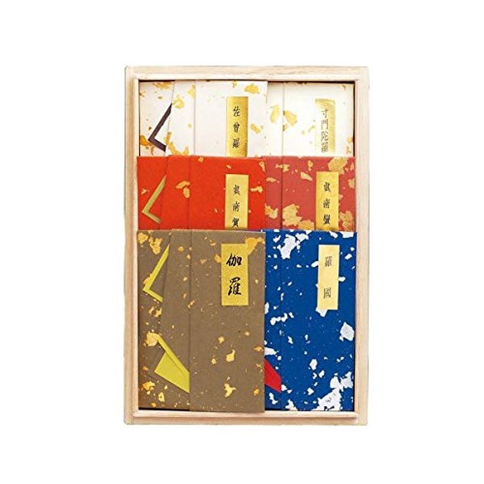 ビンマニュアルチャレンジ六国列香詰合 桐箱入