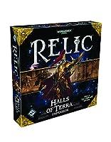 Fantasy Flight Games RE03 WH Relic - Halls of Terra