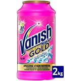 Vanish Napisan Gold OxiAction Fabric Stain Remover Powder, 2kg