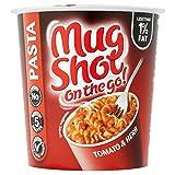 Mug Shot on the Go Tomato & Herb Pasta (64g) 囲碁トマトとハーブのパスタにマグショット( 64グラム)