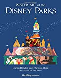 Poster Art of the Disney Parks (Introduction by Tony Baxter) (A Disney Parks Souvenir Book)