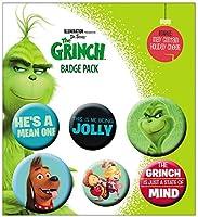 The Grinch 2 Button Set