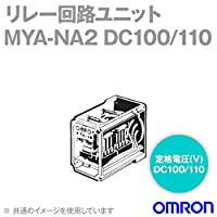 オムロン(OMRON) MYA-NA2 DC100/110 (有接点アナンシェータ) NN