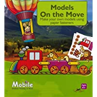 Children's Mobile Activity Book Models on the Move by Mobile [並行輸入品]