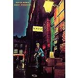 DAVID BOWIE デヴィッド・ボウイ - Ziggy Stardust/ポスター 【公式/オフィシャル】