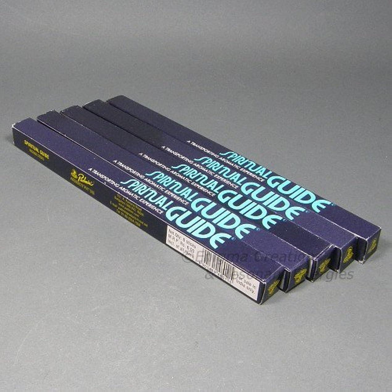 機知に富んだ浸すクルーズPadmini Spiritual Guide Incense、5 x 8スティックパック、合計40スティック – ( in72 )