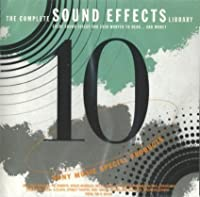 Sound Effects Library Vol 10