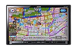 イクリプス(ECLIPSE) 9型 カーナビ AVN-SZX05i 地図自動更新/地デジ(フルセグ)TV/SD/CD/DVD/Bluetooth/Wi-Fi