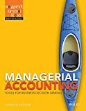 Cover of Managerial Accounting Tools for Business Decision  Making 7E