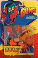The Incredible Adventures of Gumby Cowboy Pokey Figure by Trendmasters