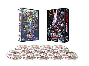 超ロボット生命体トランスフォーマー マイクロン伝説 DVD-SET