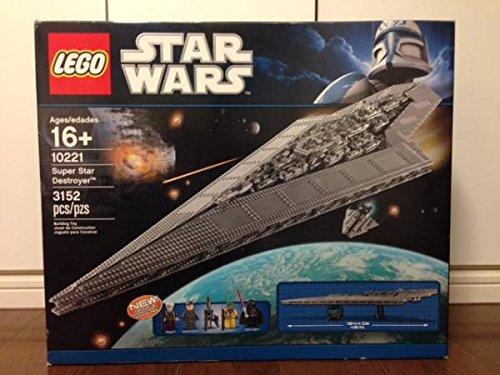 Lego 10221 Super Star Destroyer 新品
