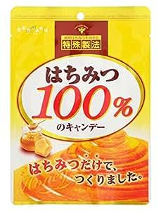 扇雀飴 はちみつ100% のキャンデー 51g