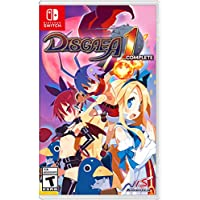 Disgaea 1 Complete (輸入版:北米) - Switch