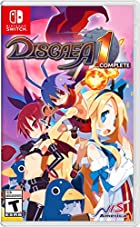 Disgaea 1 Complete (輸入版:北米) - Switch