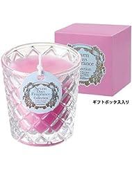 カメヤマキャンドル(kameyama candle) セブンデイズグラスキャンドル(金曜日) 「 フローラルブーケ 」