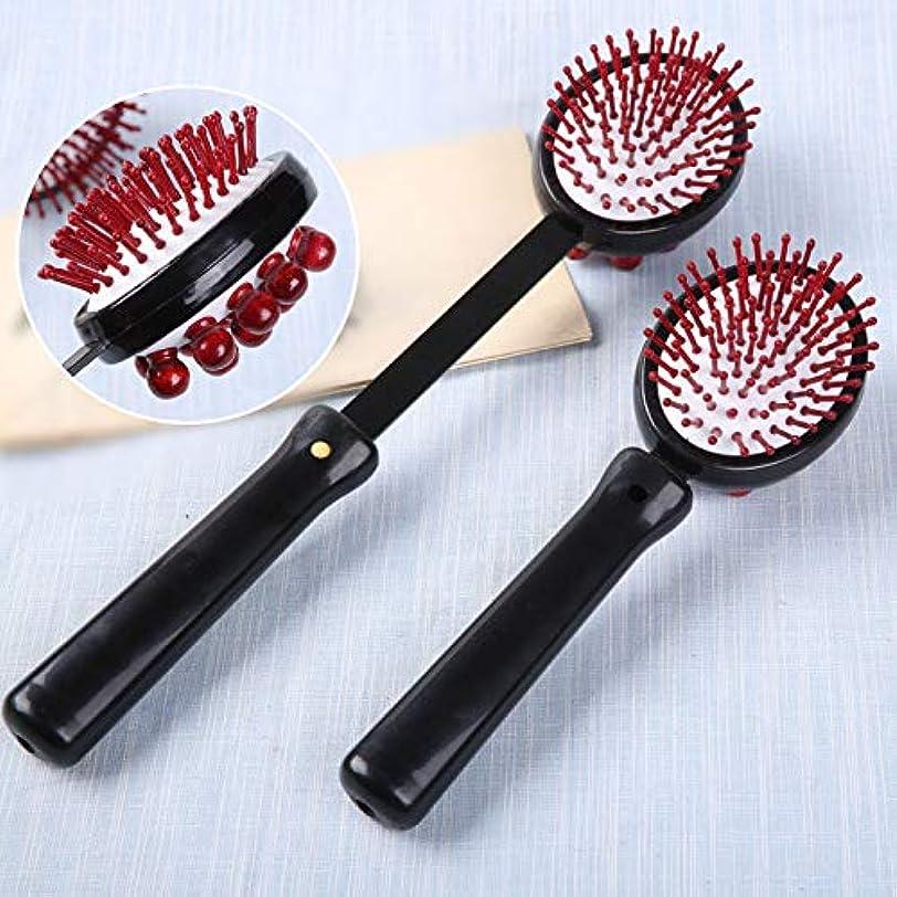 バイパス差別分子1 PC Back Knock Massage Hammer Stress fatigue Relief Handle Wood Scratcher Relaxing Massager Stick Body Health...