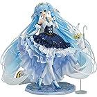 キャラクター・ボーカル・シリーズ01 初音ミク 雪ミク Snow Princess Ver. 1/7スケール ABS&PVC製 塗装済み完成品フィギュア