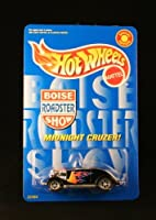 MIDNIGHT CRUZER * BOISE ROADSTER SHOW* Exclusive 1998 Hot Wheels Special Edition 1:64 Scale Die-Cast Vehicle