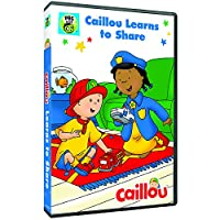 Caillou: Caillou Learns to Share [DVD] [Import]