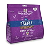 Stella & Chewy's Absolutely Rabbit Freeze Dried Dinner Morsels for Cats 8oz
