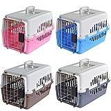 【 IATA 基準クリア】プチリュバン ペットキャリーバッグ45 ブラウン 猫用・小型犬用・小動物用にも(ねこ・猫・ネコ・いぬ・犬・イヌ)