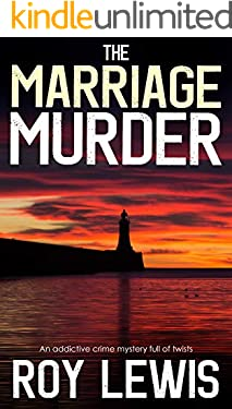 THE MARRIAGE MURDER an addictive crime mystery full of twists (Eric Ward Mystery Book 10)