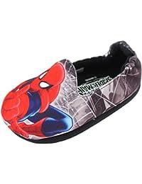 [スパイダーマン] Marvel Spiderman Bounce スパイダーマン スリッパ ルームシューズ [並行輸入品]