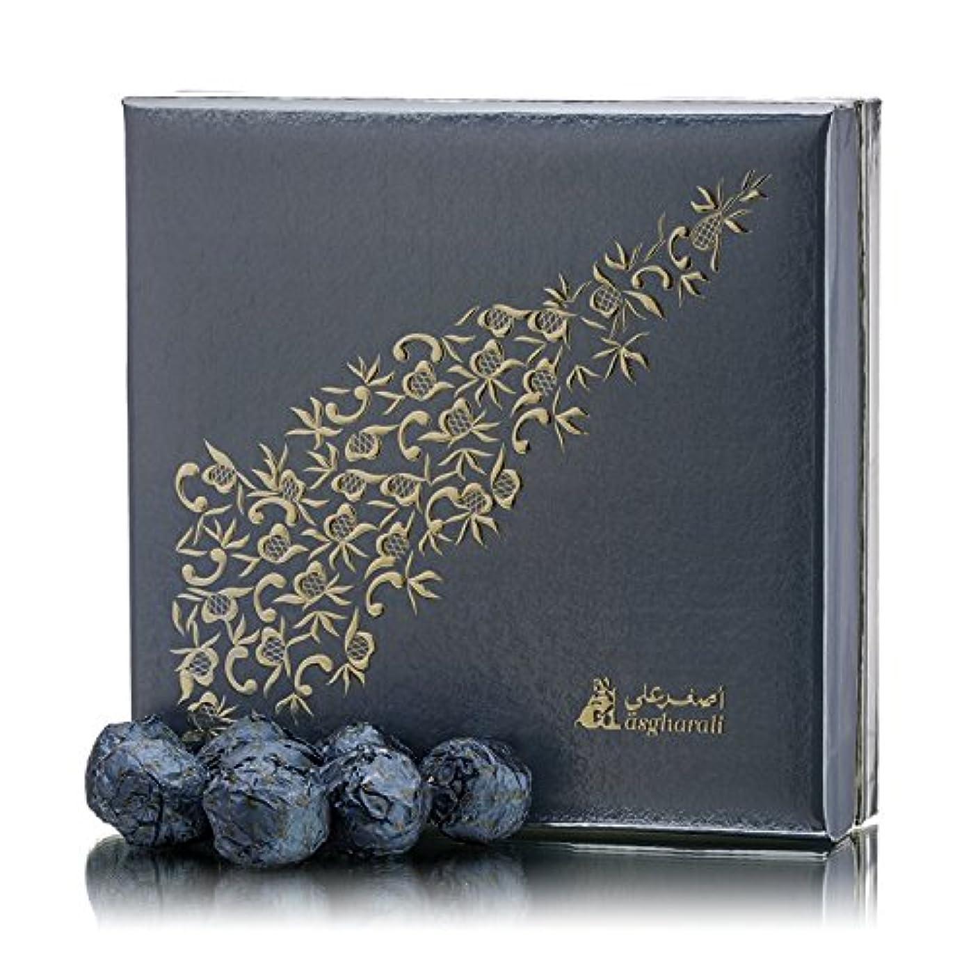 驚き散らす店主Asgharali debaaj mustabaraq 300ミリグラム – Shay Oud、花柄、Woody、Oriental Incense Limited Edition Bakhoor
