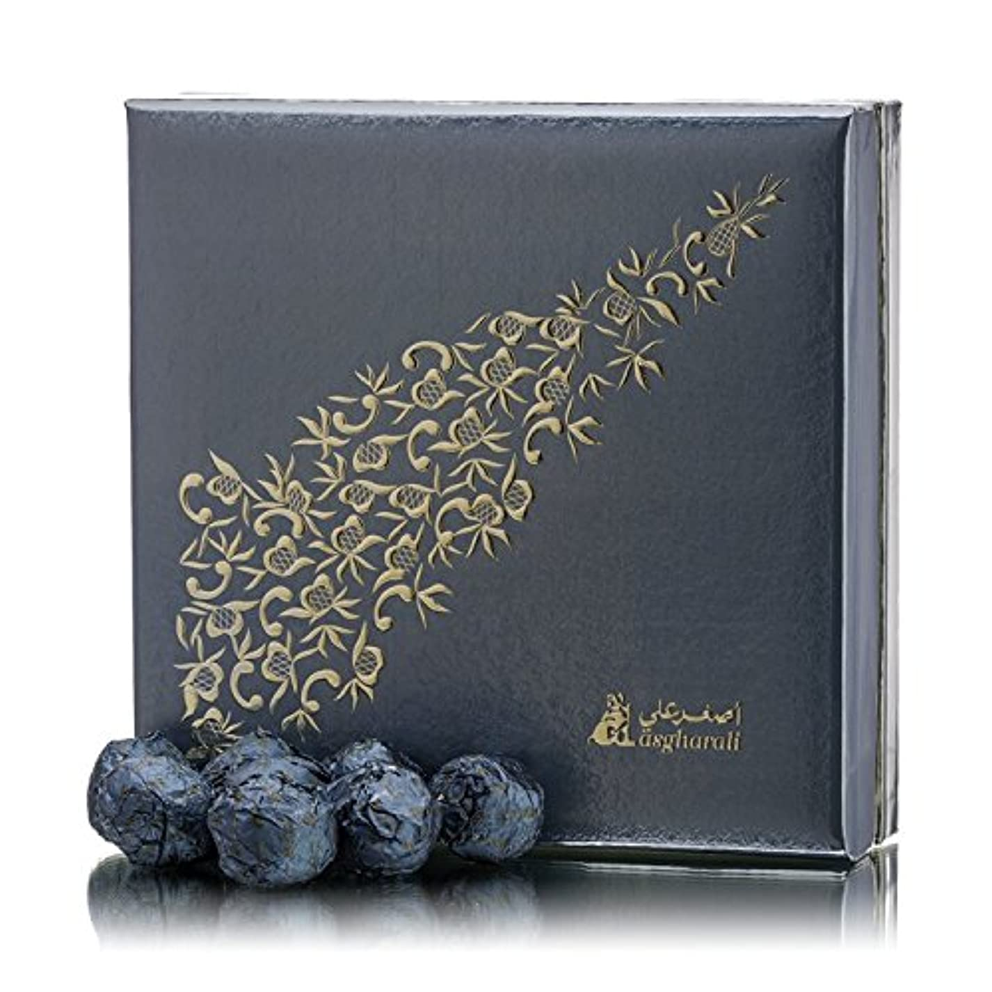黙認するベリーに渡ってAsgharali debaaj mustabaraq 300ミリグラム – Shay Oud、花柄、Woody、Oriental Incense Limited Edition Bakhoor