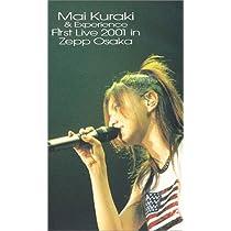 Mai Kuraki&Experience first live in Zepp Osaka [VHS]