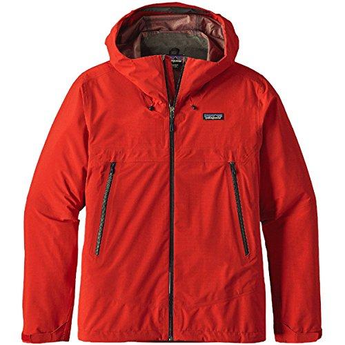 【正規取扱店製品】patagonia パタゴニア クラウドリッジジャケット男性用 83675 ファイヤー M