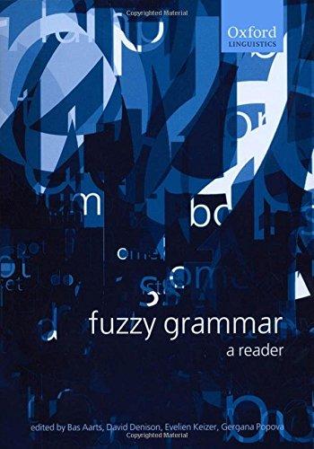 Download Fuzzy Grammar: A Reader 019926256X
