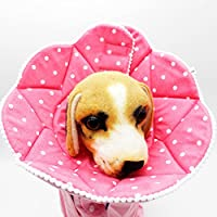 Zhhlaixing 高品質 Dogs Comfortable Protective Recovery Beauty Super Soft Anti-Bite E-Collar