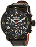 [エンジェルクローバー]Angel Clover 腕時計 エイトスター ブラック文字盤 NES46BBG-BKL メンズ