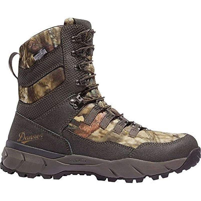 階段トラクター足音(ダナー) Danner メンズ シューズ?靴 ブーツ Danner Vital 8'' 400g GORE-TEX Hunting Boots [並行輸入品]