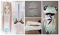 「ノーブランド品」コスプレ衣装+ウィッグ+ブーツ付 Fate/Grand Order マリー・アントワネット