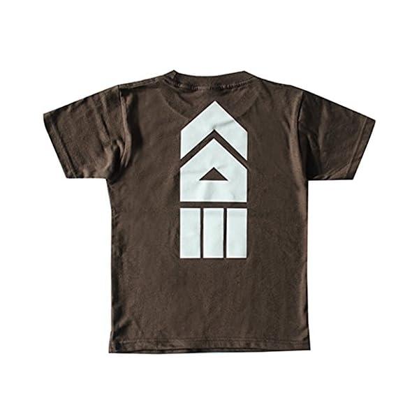 Splatoon チョコガサネTシャツ キッズ100の紹介画像2