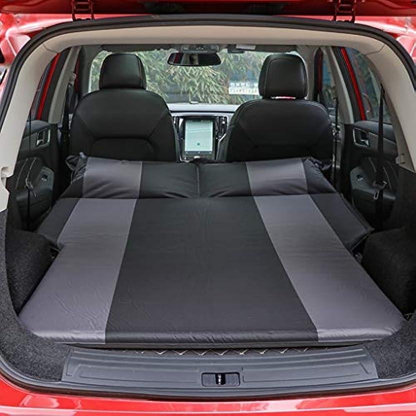 気をつけて肩をすくめる浴室SYLOZ 車のインフレータブルベッド車の睡眠パッド自動インフレータブルベッドトランクエアクッションダブルベッド車の運転旅行ベッド (Color : Black)
