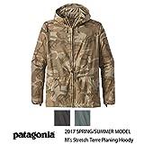 PATAGONIA M's Stretch Terre Planing Hoody パタゴニア メンズ・ストレッチ・テール・プレーニング・フーディ 2017 SPRING/SUMMER MODEL 日本正規品 (XS, FCPK)