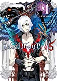 Devil May Cry 5 – Visions of V – 1巻 (LINEコミックス) 画像