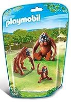 Playmobil City Life Zoo Orangutan family