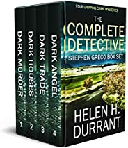 THE COMPLETE DETECTIVE STEPHEN GRECO BOX SET four gripping crime mysteries