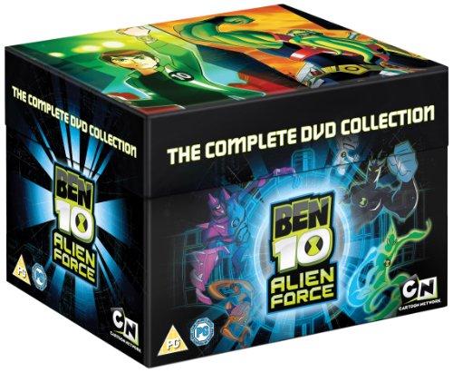 Ben 10 Alien Force Boxset [Imp...
