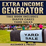 Extra Income Generator: Diaper Cakes, Yard Sales 画像