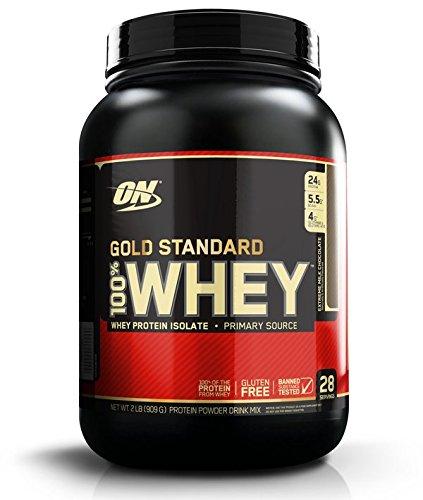 【国内正規品】Gold Standard 100% ホエイ エクストリーム ミルクチョコレート 907g(2lb) 「ボトルタイプ」