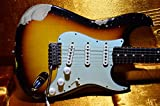 Fender Custom Shop / Spec Piece Custom Build 1962 Stratocaster Heavy Relic / Faded 3 Color Sunburst
