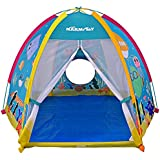 NARMAY Play Tent Ocean World Dome Tent for Kids Indoor / Outdoor Joy - 70 x 70 x 42 inch