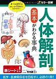 カラー図解 人体解剖の基本がわかる事典